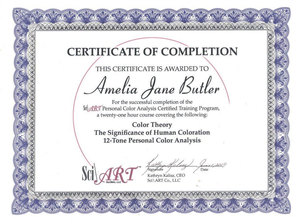 Amelia Butler