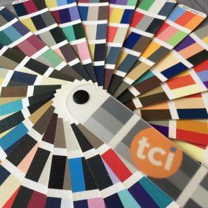 True Colour International colour matching combination palette